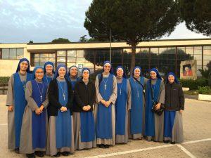 Servidoras-SSVM-pilgrimage-Divine-Love