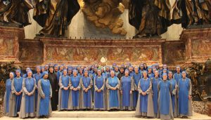 Inauguración del IV Capítulo General Ordinario de las Servidoras