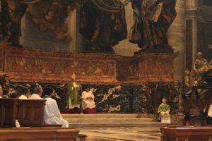 S.E.R. Card. Angelo Sodano, Decano del Colegio Cardenalicio
