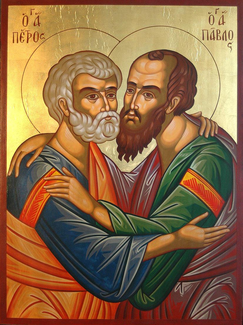 Solemnidad de los Santos Pedro y Pablo