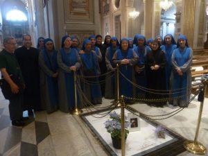 Santa Misa en sufragio del alma de Mons. Andrea Maria Erba