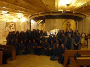 Pilgrimage to Padre Pio and First Masses